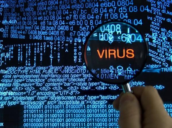 Sử dụng phần mềm diệt Virus để tránh lỗi A Javascript Error Occurred In The Main Process