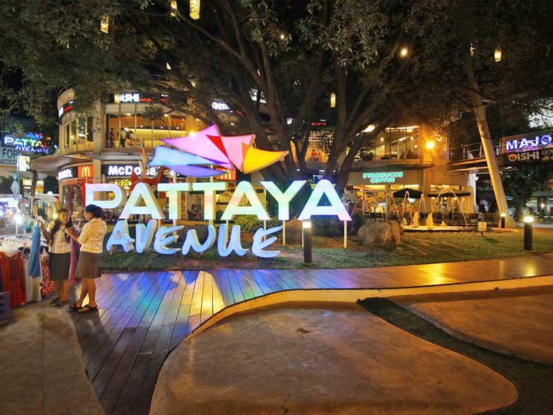 Trung tâm thương mại Pattaya