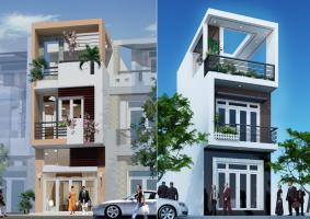 Chi phí xây nhà nghỉ 3 tầng