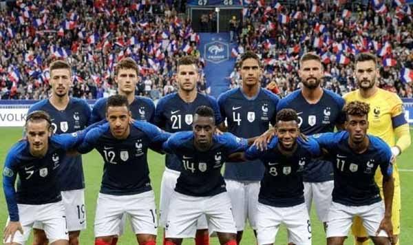 Pháp là một trong những ứng cử viên sáng giá cho chức vô địch Euro 2020