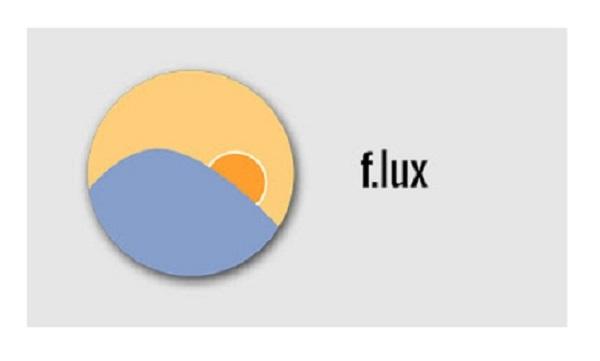 Sử dụng F.lux điều chỉnh để điều khiển ánh sáng