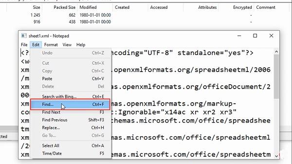 Cách mở file Excel bị khóa pass không cần sử dụng phần mềm