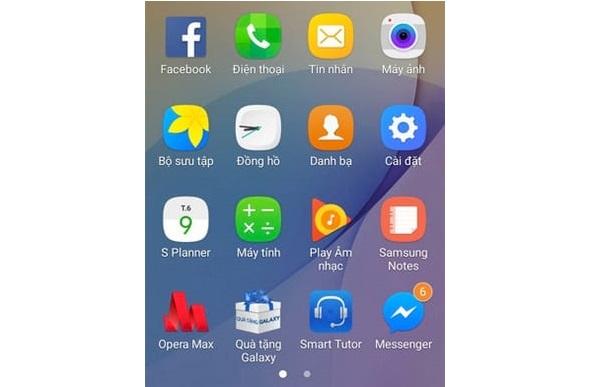 Hướng dẫn cách xóa tài khoản Gmail trên điện thoại Samsung Galaxy