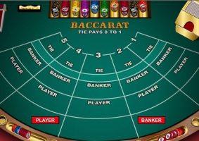 Cách chơi bài Baccarat ăn tiền nhanh chóng