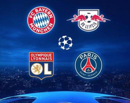 Trận bán kết giữa Bayern Munich vs Olympique Lyonnais sẽ diễn ra vào ngày 20/08/2020