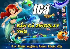 Game bắn cá trực tuyến của Zingplay