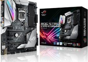 Sản phẩm Mainboard ROG STRIX Z390 E-Gaming