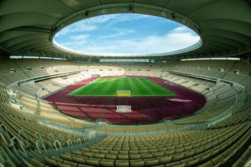 Sân được xây dựng để tổ chức những sự kiện lớn